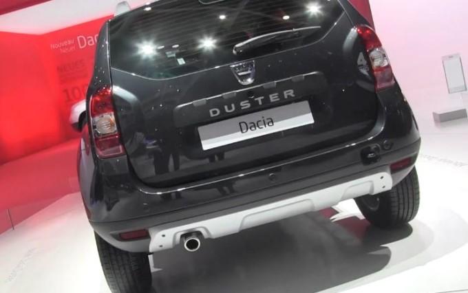 Dacia duster my 2014 il nuovo crossover nel video live for Interni dacia duster 2014