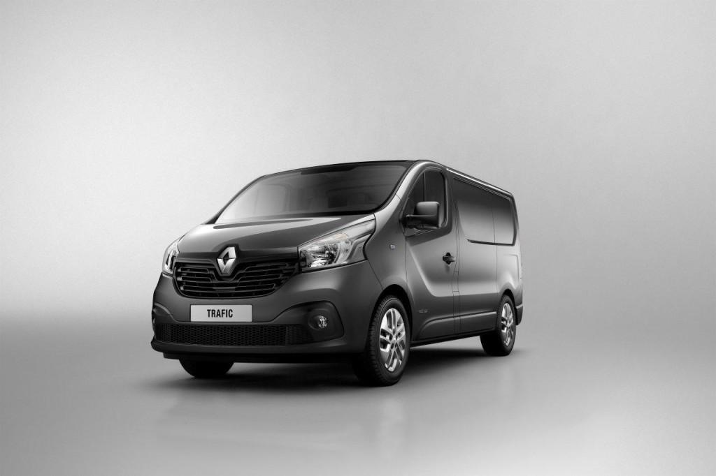 Renault Trafic 2015, svelato il nuovo furgone francese