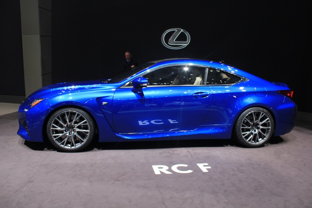 "rc f, foto live della sportiva piena di charme ""made in japan"" al"