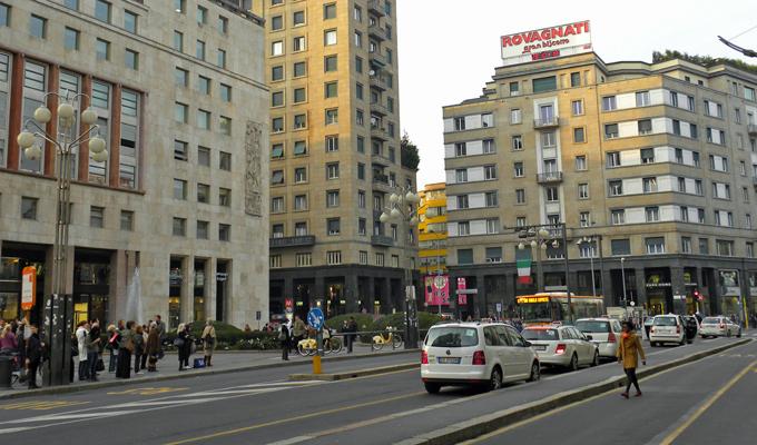 Milano: centro città sempre più a misura di ciclista e pedone