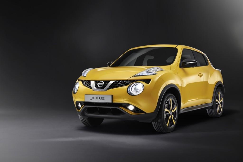 Nuova Nissan Juke 2014