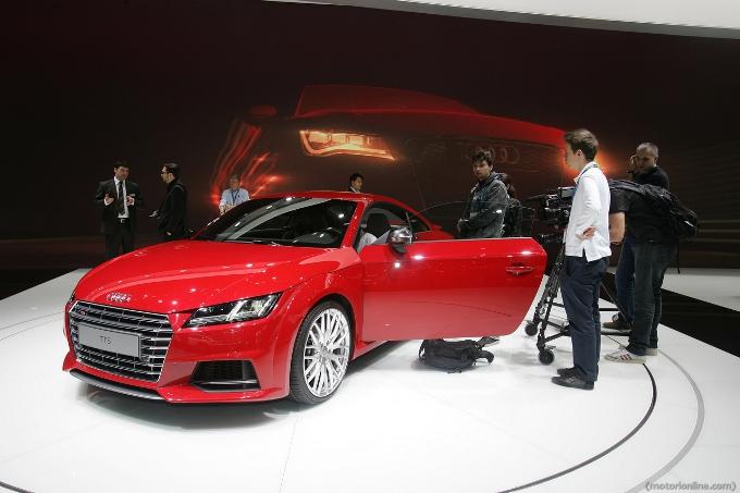 Audi TT, versione berlina per il nuovo modello?