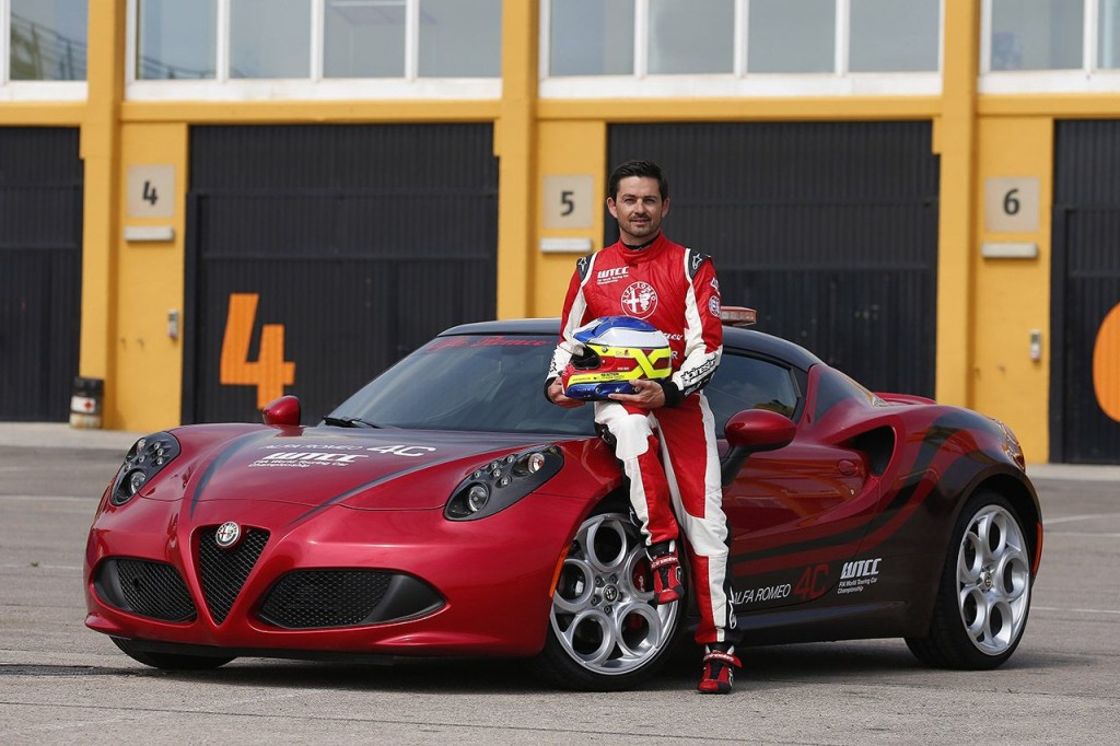 Alfa Romeo 4C, esordio in Marocco in veste di Safety Car