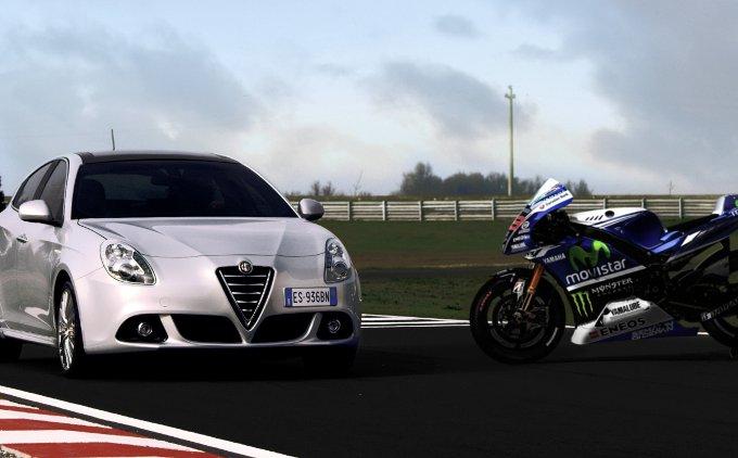 Alfa Romeo Giulietta Riders: dal 6 aprile on air il nuovo spot con Jorge Lorenzo