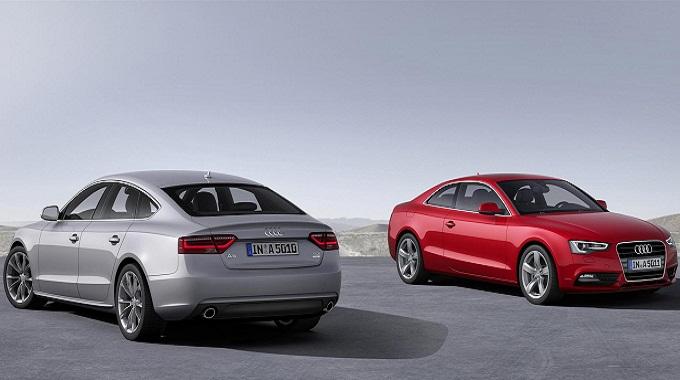 Audi A4 ultra e A5 ultra completano la gamma ad alta efficienza di Ingolstadt