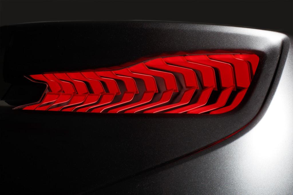 Bmw il futuro dell illuminazione passa dalle luci a laser e oled