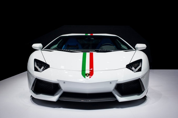 Lamborghini Aventador Nazionale