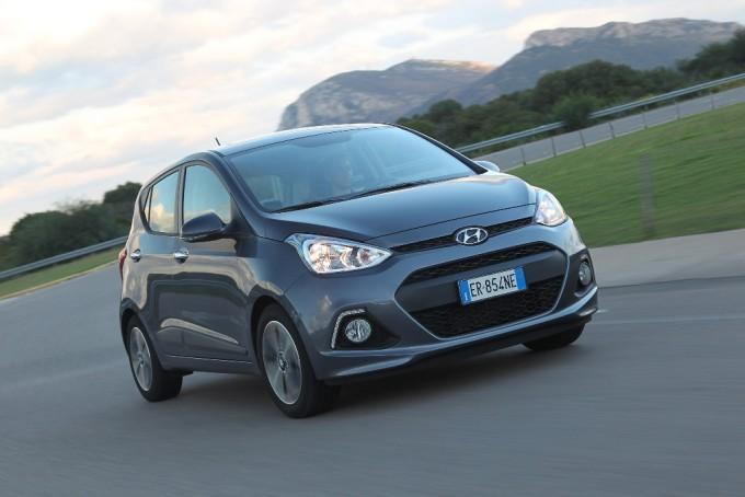 Hyundai cresce nel mercato europeo trainata dalla nuova i10 e dalla ix35