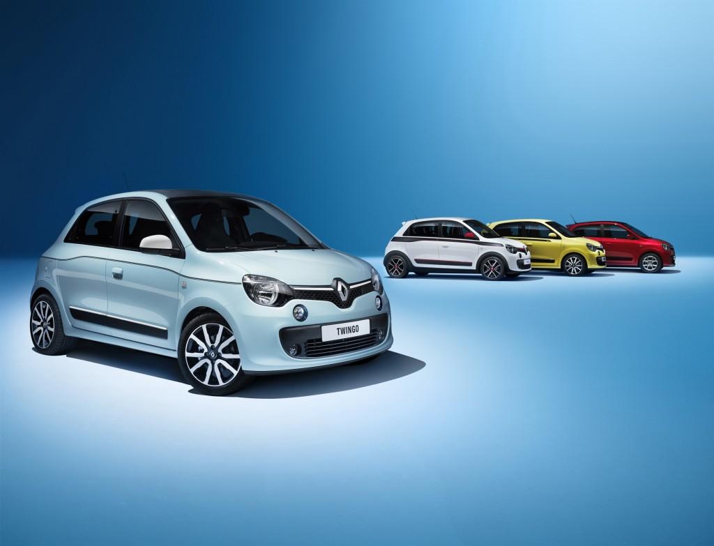 Nuova Renault Twingo, anteprima italiana alla Milano Design Week