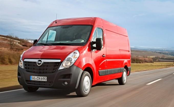 Opel Vivaro e Movano, i nuovi furgoni in anteprima al Salone di Birmingham