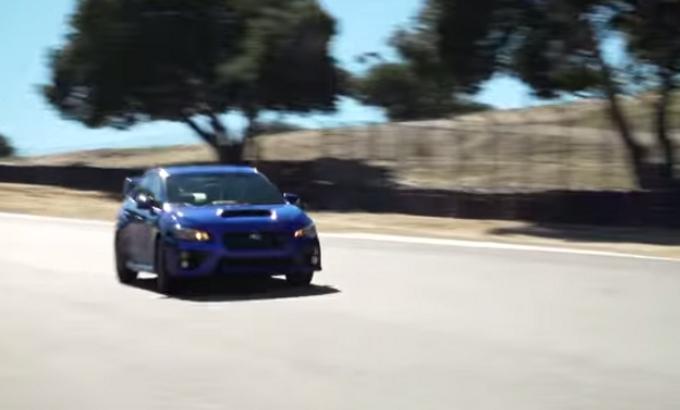 Video – Nuova Subaru WRX STI 2015