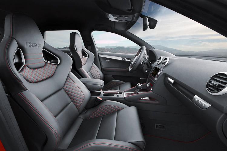 Audi RS3 avrà un motore quattro cilindri 2.0 litri TSI