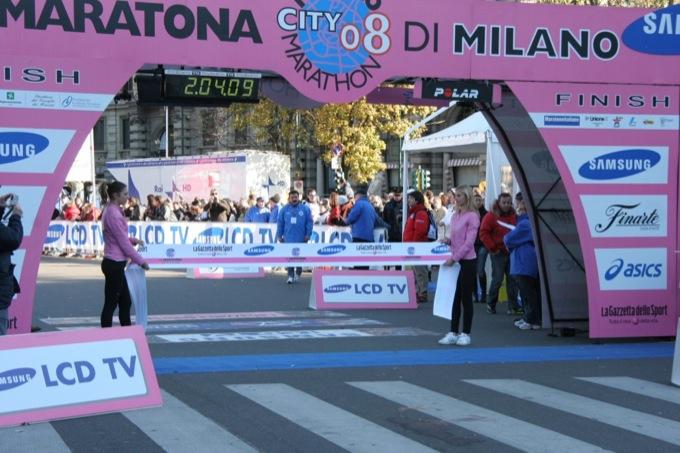 Blocco del traffico a Milano: il 6 aprile molte vie chiuse per la City Marathon