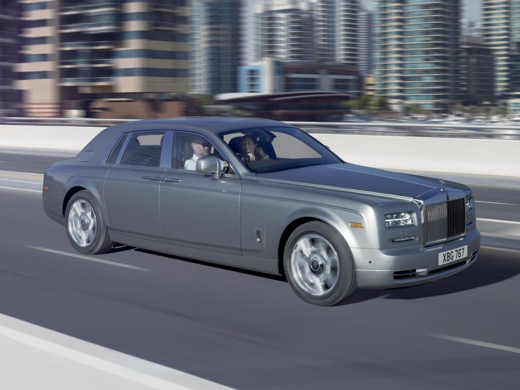 Rolls-Royce Phantom, si lavora sulla prossima generazione