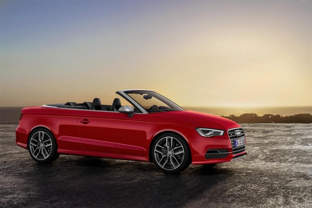 Audi S3 Cabriolet, via agli ordini della sportiva scoperta dei Quattro Anelli