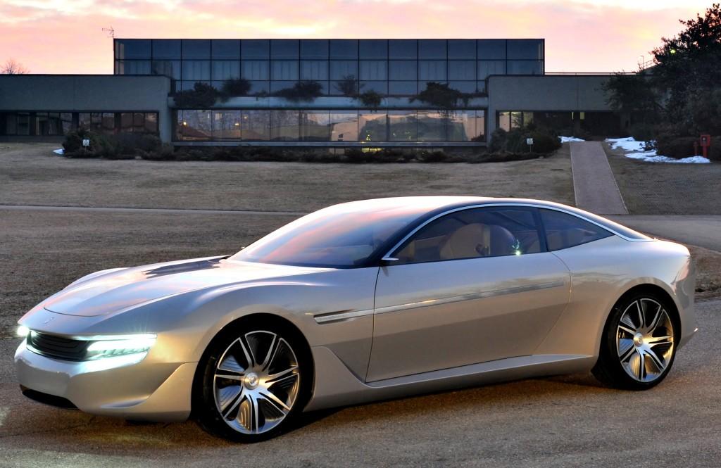 Pininfarina fa l'en plein al Compasso d'Oro 2014