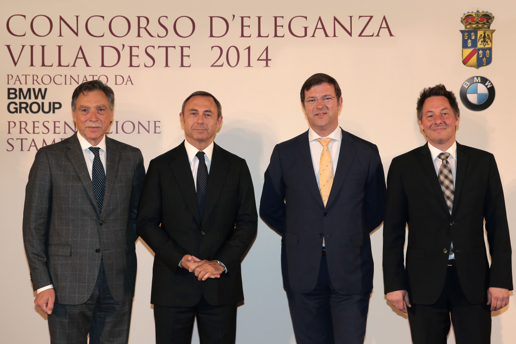 Concorso d'Eleganza Villa d'Este 2014, fra tradizione e futuro