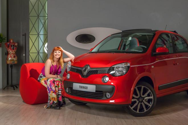 Renault Twingo e Noemi