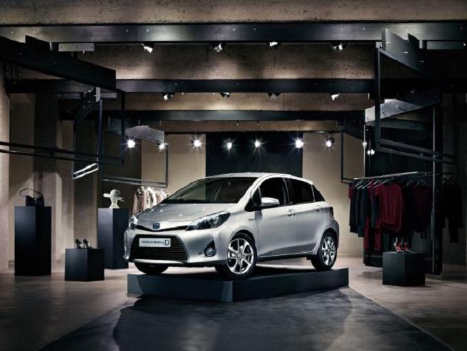 Toyota Yaris Hybrid byD, edizione speciale dedicata alle donne esigenti