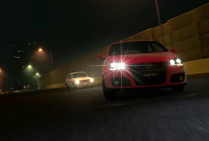 Volkswagen Golf GTI al debutto in Gran Turismo 6