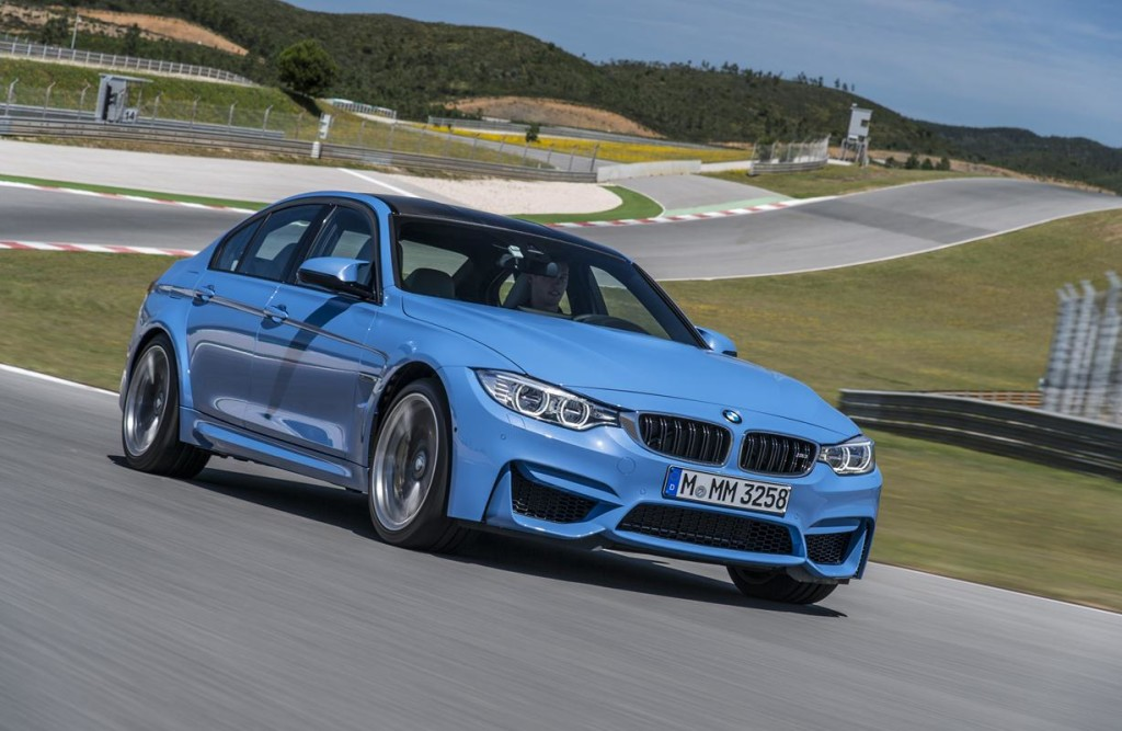 Nuova BMW M3 berlina e M4 Coupé, l'inizio di una nuova era della sportività