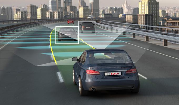 Bosch: guida automatica nelle code pronta entro il 2015