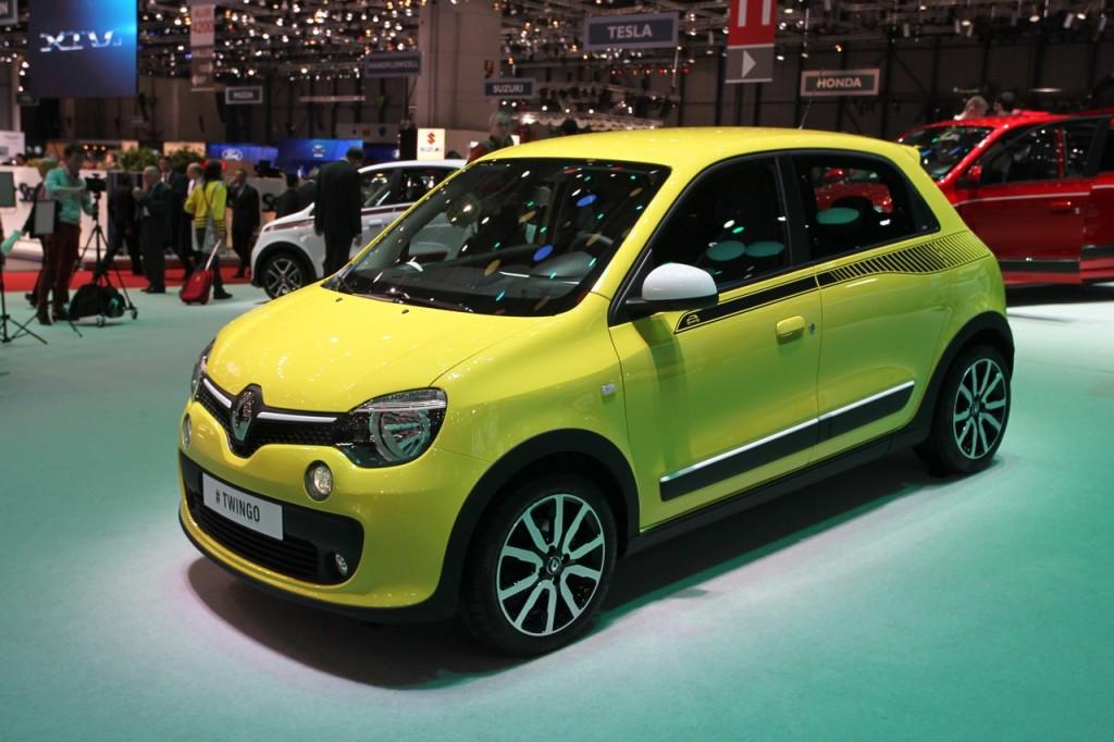 Renault Twingo, una variante elettrica potrebbe sbarcare in listino