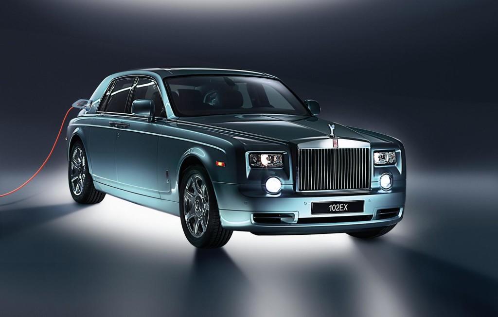 Rolls-Royce, il modello elettrico non è da escludere