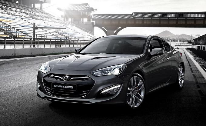 Hyundai Genesis Coupé, addio al motore quattro cilindri turbo