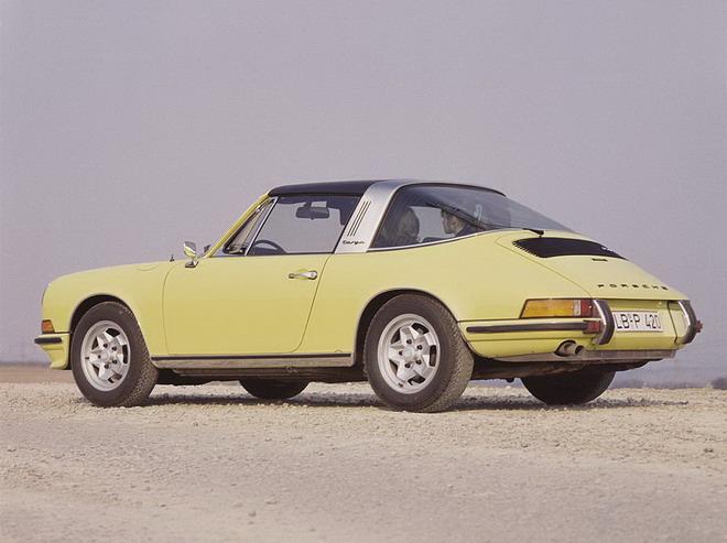 911 E 2.4 Targa 1973