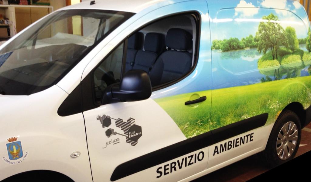 Citroën Berlingo VAN Full Electric e Jumpy Multispace consegnati al Comune di Latina