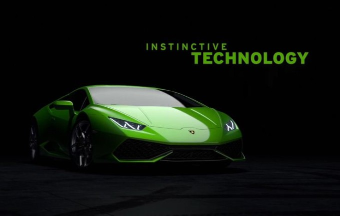 """Lamborghini Huracan mette in mostra la sua """"instinctive technology"""""""