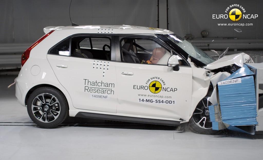 EuroNCAP, nuovi crash test ancora più severi per misurare l'effettiva sicurezza delle auto