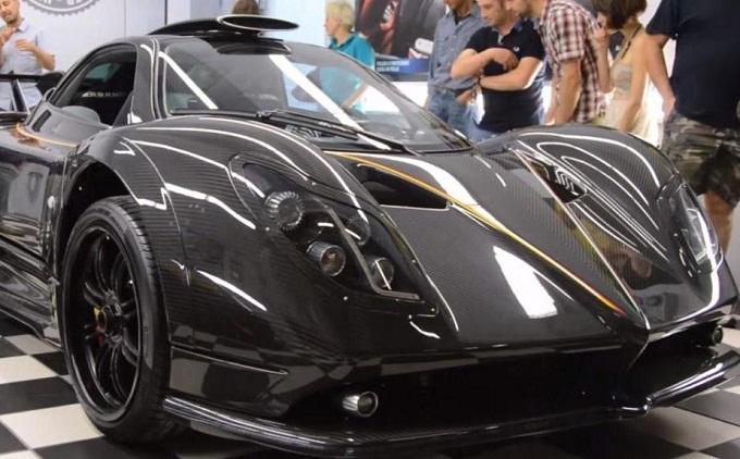Pagani Zonda 760 LM, one-off ispirata a Le Mans
