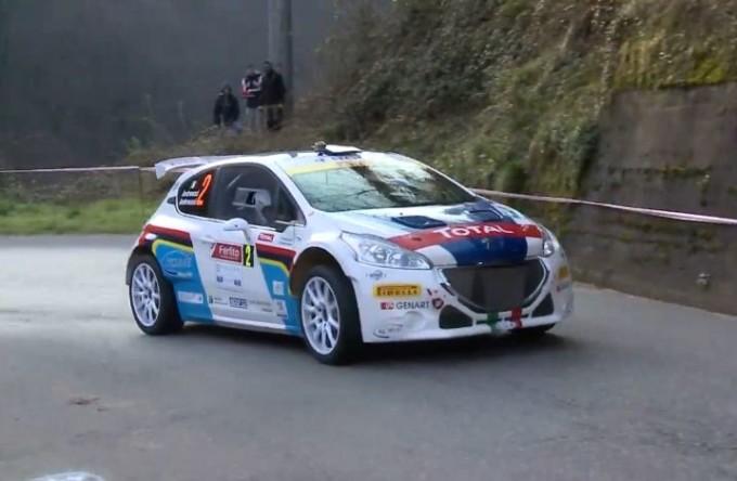Peugeot, la preparazione di un Rally raccontata da Andreucci e Andreussi