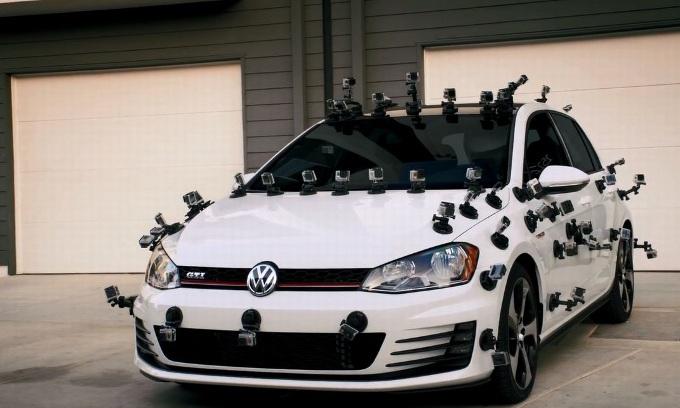 Volkswagen Golf GTI, il pieno di GoPro nel nuovo video promozionale