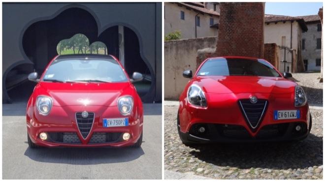 Alfa Romeo Mito E Giulietta Quadrifoglio Verde My 2014 Primo Contatto