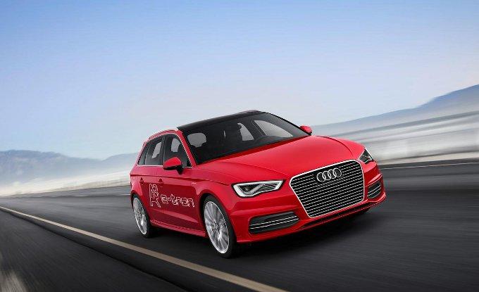 Audi lavora su un sistema di sospensione che genera energia