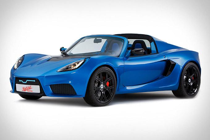 Detroit Electric SP:01, la sportivetta elettrica verrà costruita nel Regno Unito