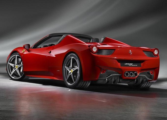 Ferrari 458 Spider, possibile arrivo della variante Speciale?