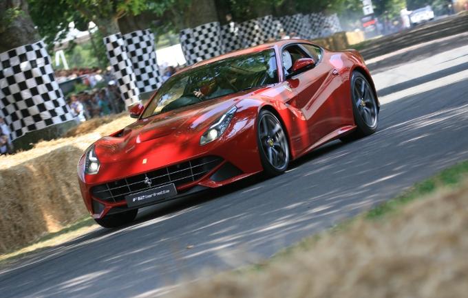 Ferrari protagonista al Goodwood Festival of Speed