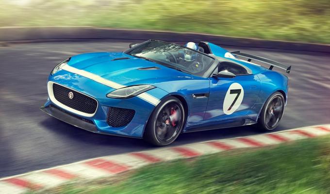 Goodwood 2014: Jaguar promette il debutto di un nuovo modello esclusivo