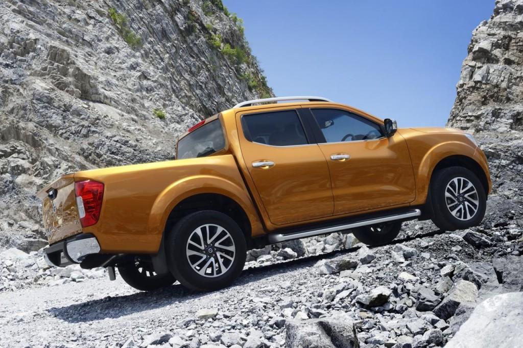Nuovo Nissan Navara, prezzi a partire da 25.500 euro
