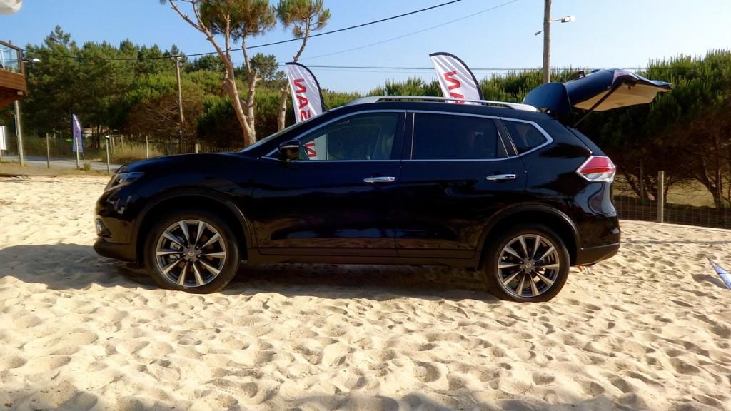 Nuovo Nissan X-Trail potrà essere ordinato da fine luglio