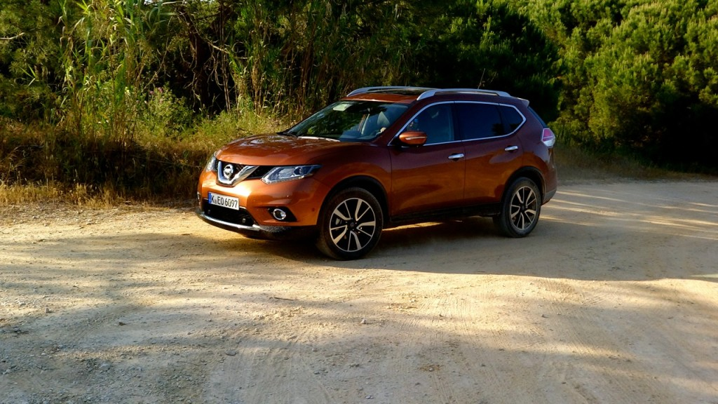 Nissan X-Trail MY 2014, i prezzi partono da 27.500 euro