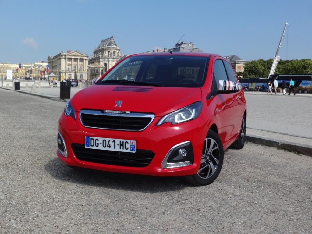Peugeot 108 MY 2014, sintesi di tecnologia e personalizzazione