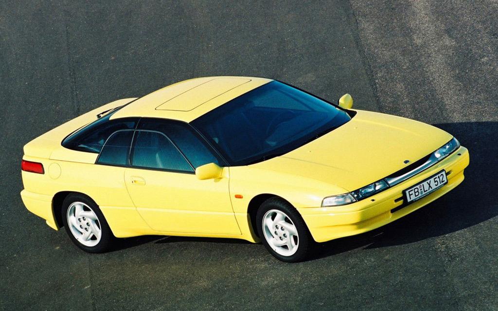 Subaru SVX, la Casa con le Pleiadi penserebbe ad un revival?