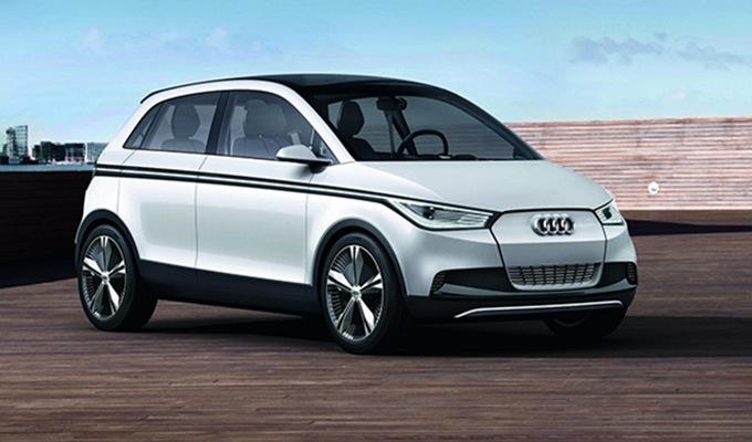 Audi A2Q, arrivano nuovi rumor su una futura auto elettrica