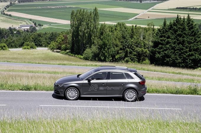 Audi A3 Sportback e-tron debutta sul mercato tedesco al prezzo di 37.900 euro