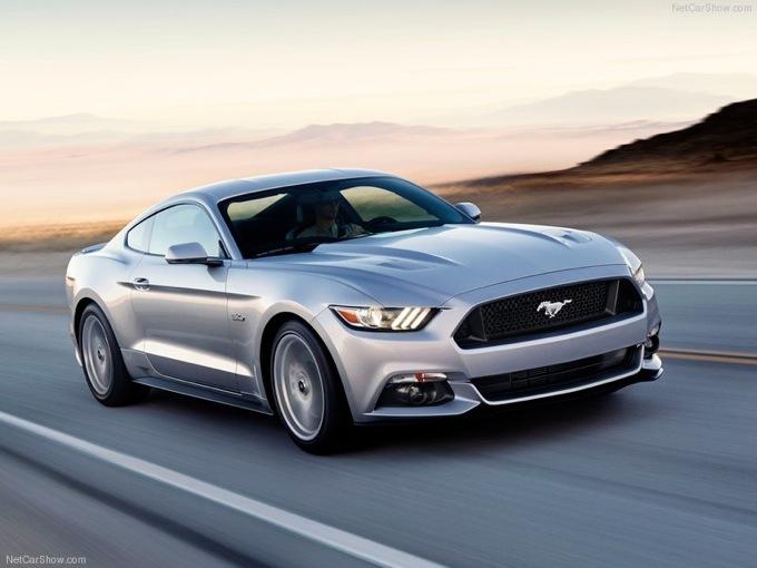 Ford Mustang 2015: la produzione partirà il 14 luglio